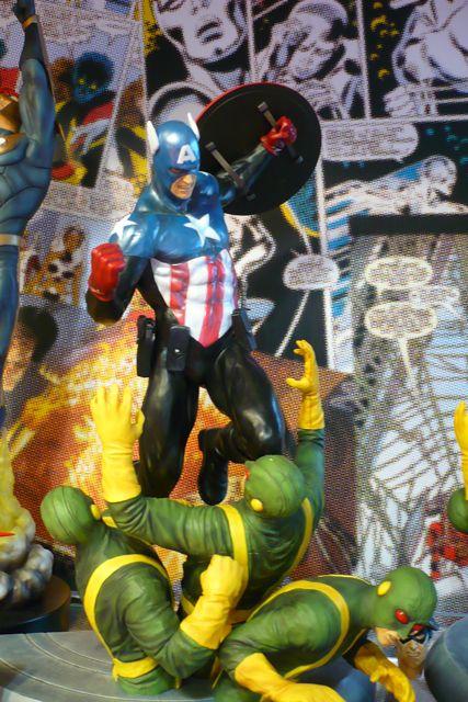Comic - SOLDAT D'HIVER (Winter Soldier) P1050489